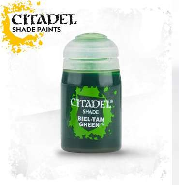 Biel-Tan Green – Shade