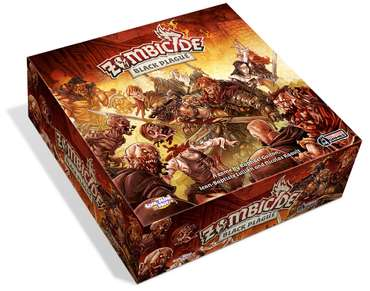 Zombicide - Black Plague (GE)