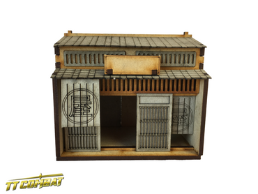 Machiya Shop Front – Eastern Empires Scenics