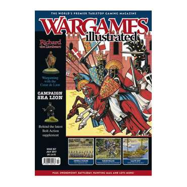 Wargames Illustrated #357 July Edition