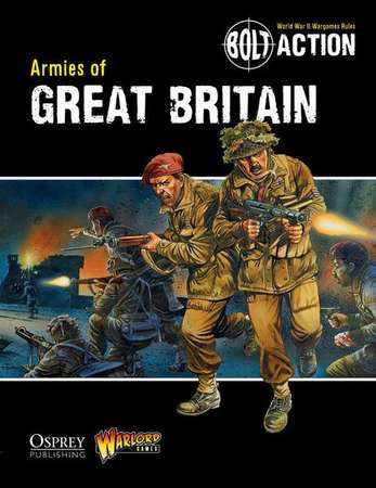 Armies of Great Britain - Bolt Action