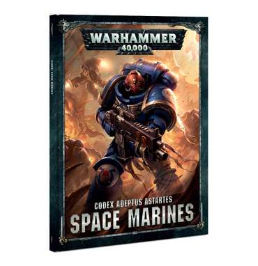 Codex: Space Marines (HB) (GER)