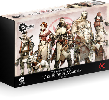 The Bloody Master - The Butcher's Guild