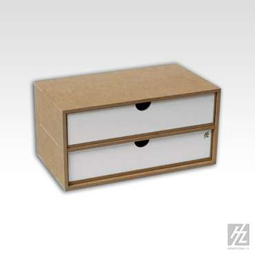 Drawers Module x2 (OM02b)