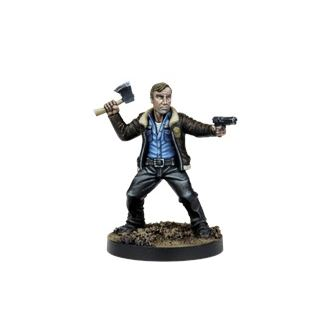All Out War Core Set - The Walking Dead Miniatures Game – Bild 4