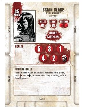 Prelude to Woodbury - The Walking Dead Miniatures Game – Bild 3