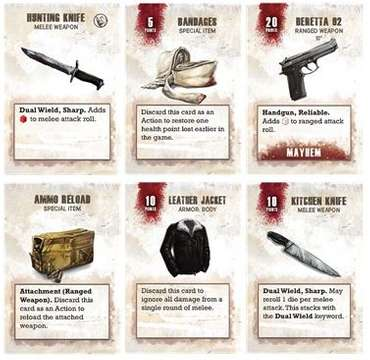 Prelude to Woodbury - The Walking Dead Miniatures Game – Bild 5