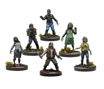 Prelude to Woodbury - The Walking Dead Miniatures Game – Bild 2