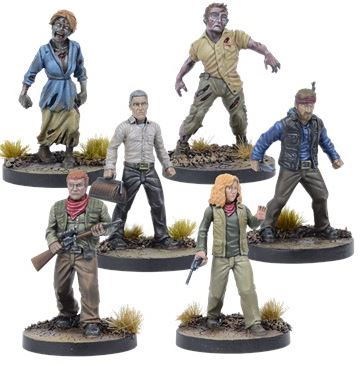 Miles Behind Us - The Walking Dead Miniatures Game – Bild 2
