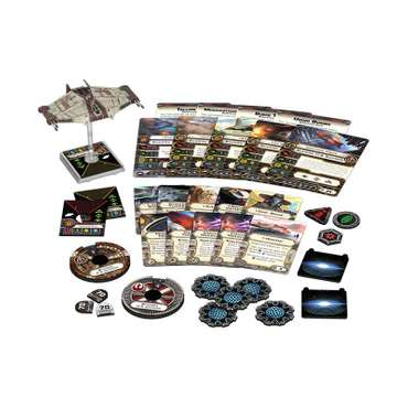 Star Wars: X-Wing - Scurrg H-6 Bomber Erweiterungs-Pack