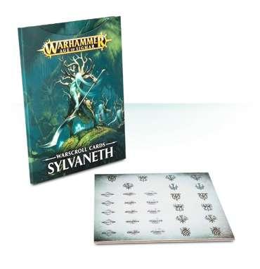 Warscroll Cards: Sylvaneth (DE)