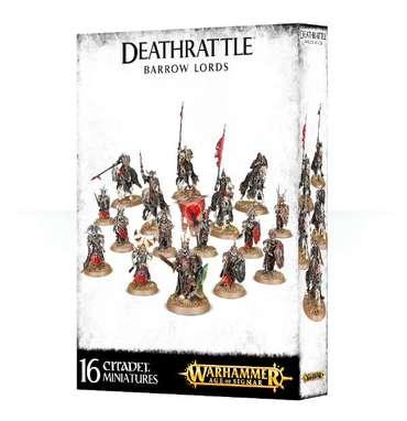 Deathrattle Barrow Lords
