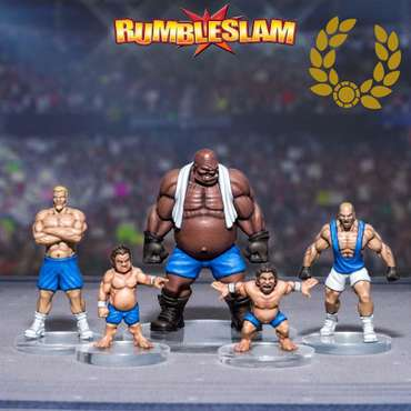 The Heavy Pounders - Rumbleslam