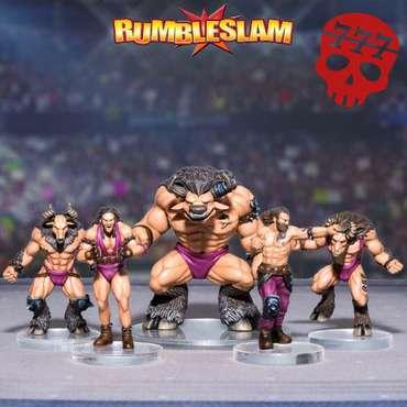 The Raging Beasts - Rumbleslam