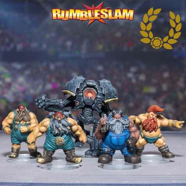 The Runic Thunder - Rumbleslam