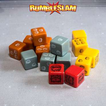 Dice Pack - Rumbleslam