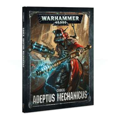 Codex: Adeptus Mechanicus (DE)
