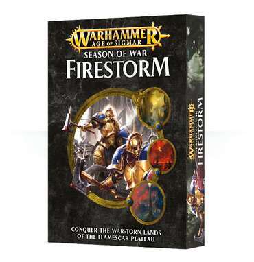 A.O.S: Season of War: Firestorm (EN)