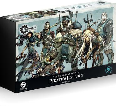 The Pirate's Return - The Fishermen's Guild