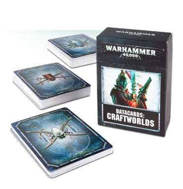 Datacards: Craftworlds (EN)