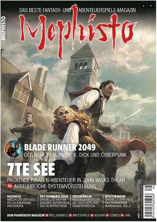 Mephisto #65 - GERMAN