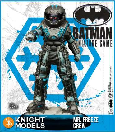 Mr. Freeze Starter Set – Bild 2