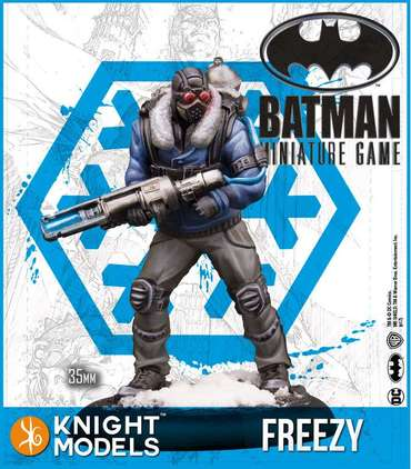 Mr. Freeze Starter Set – Bild 3