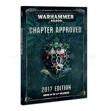 Wh40k: Chapter Approved (EN)