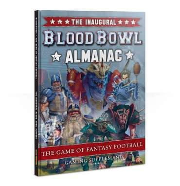 The Inaugural Blood Bowl Almanac (DE)