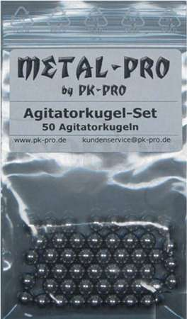 Agitatorball-Set (50 pcs)