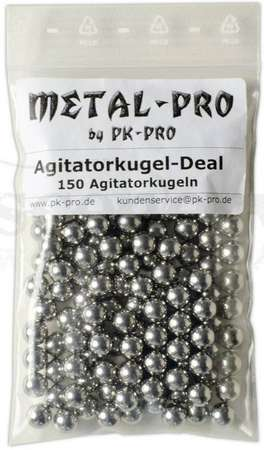 Agitatorball-Set (150 pcs)