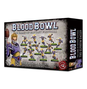 Blood Bowl: Die Elfheim Eagles