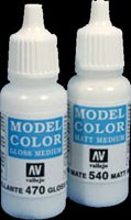 Model Color 189 Matt Medium (Mattes Malmittel) (540) 17 ml