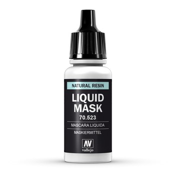 Model Color 197 Liquid Mask (523) 17 ml