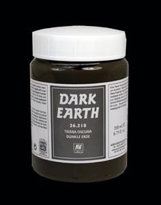 Vallejo Textur Dark Earth (200 ml)