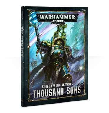 Codex: Thousand Sons (EN)
