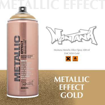 Montana Effect Metallic Gold (EMC1050)