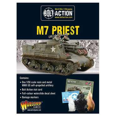 M7 Priest - Bolt Action