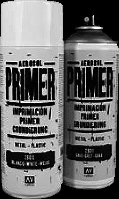 Vallejo Primer Premium White (400ml)