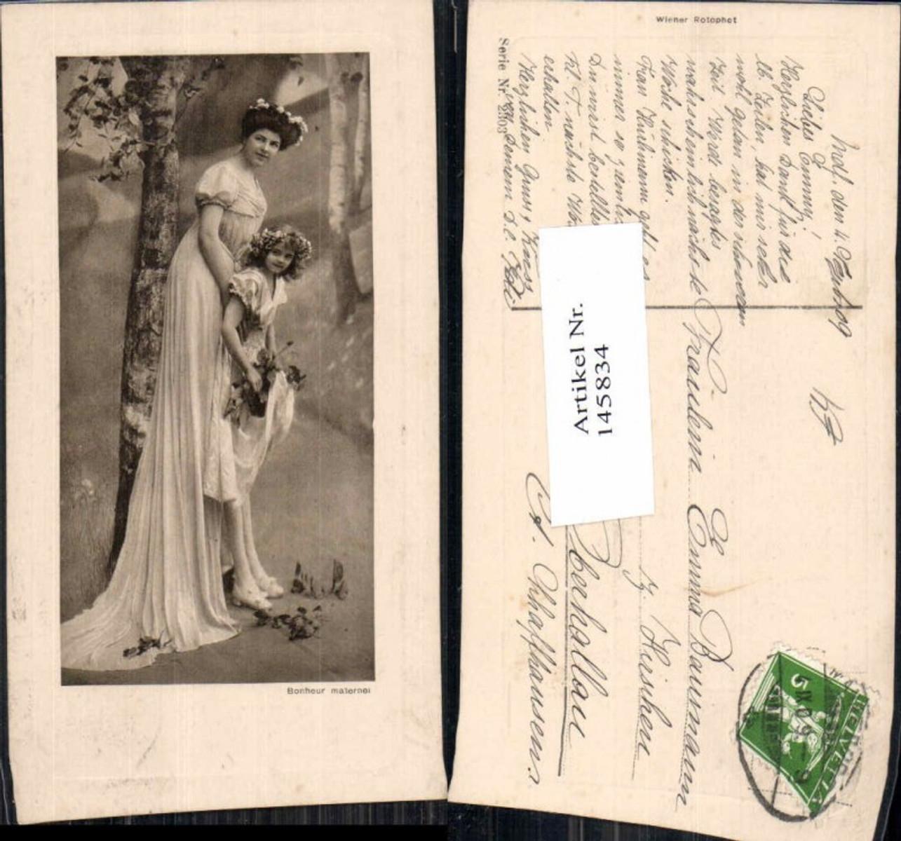 145834,Frau Edwardian Girl Mächen Kleid  günstig online kaufen