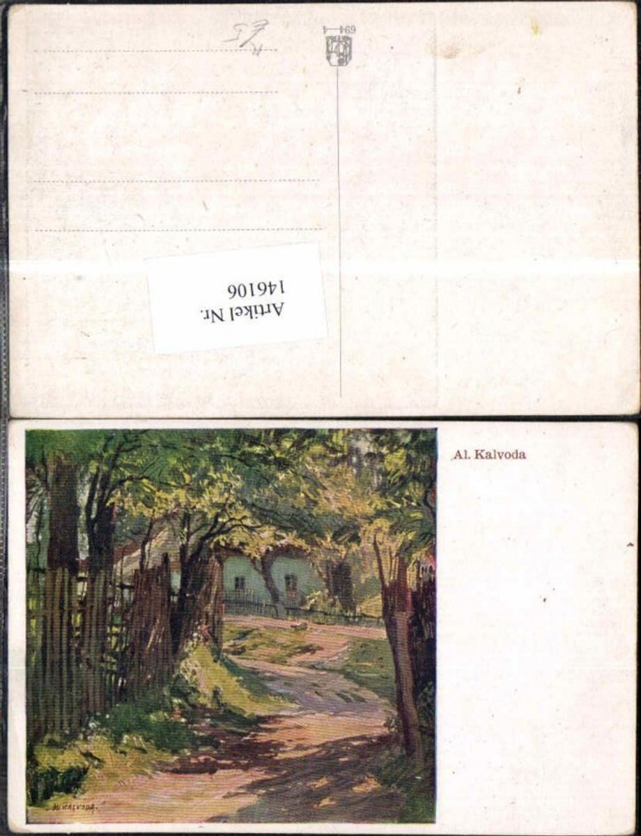 146106,Al. Kavoda Weg Künstlerkarte  günstig online kaufen