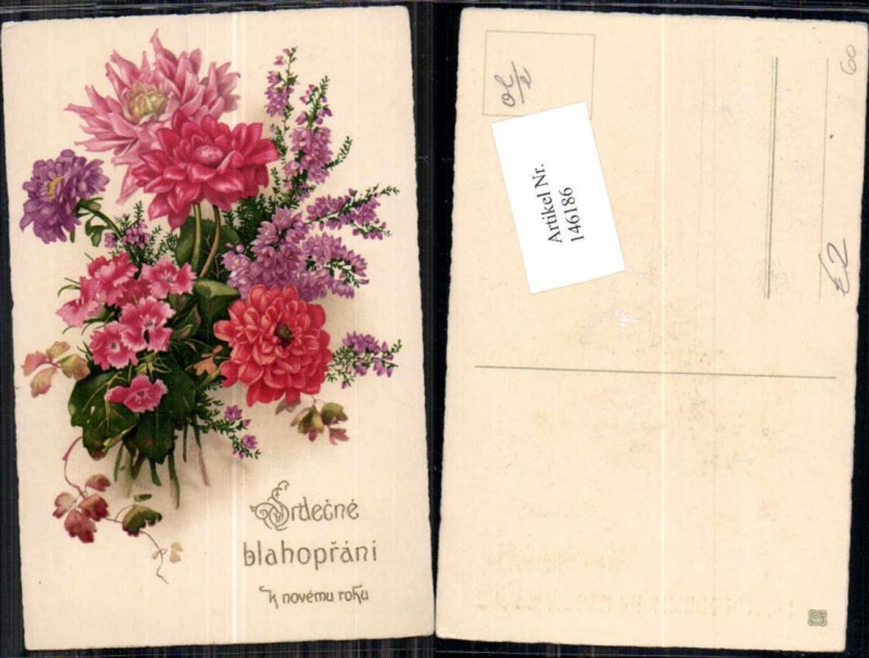 146186,Blumen Tolle Ansichtskarte günstig online kaufen