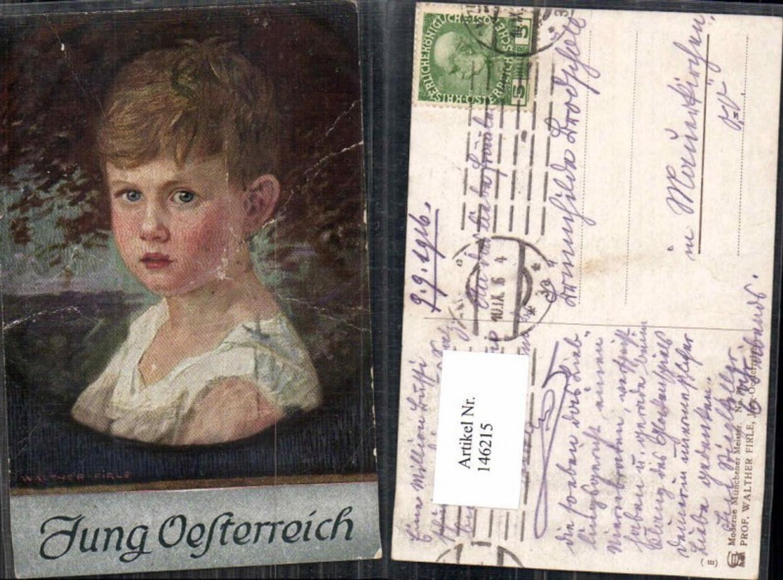 146215,Prof. Firle Walther Jung Österreich  günstig online kaufen