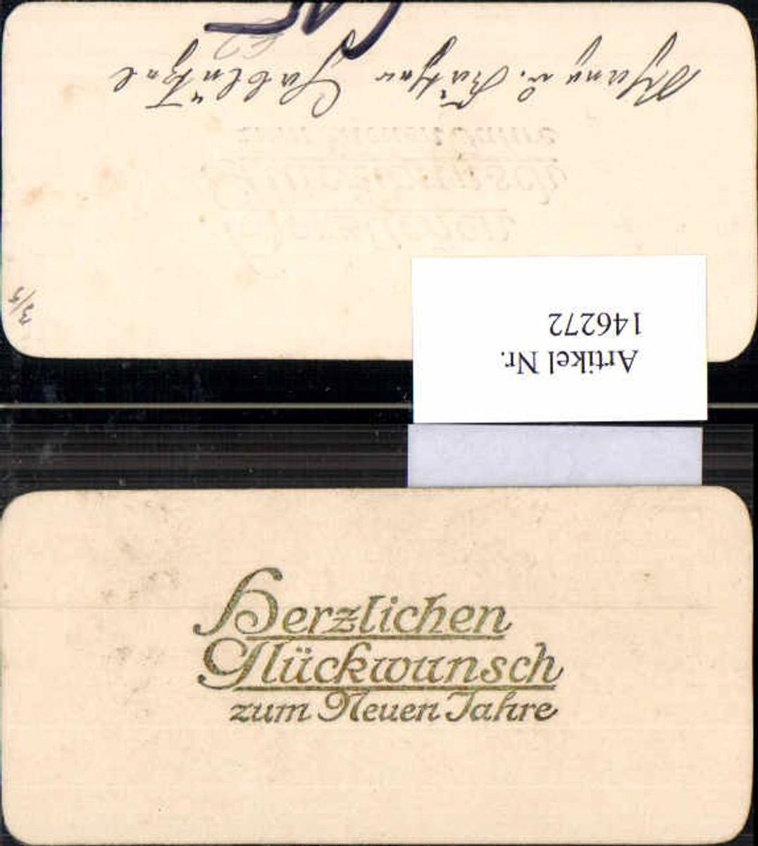146272;Neujahr Kärtchen 1900 günstig online kaufen
