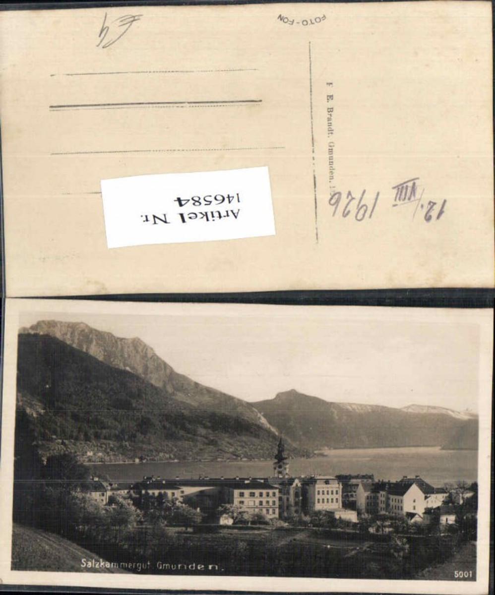 146584,Gmunden am Traunsee  günstig online kaufen