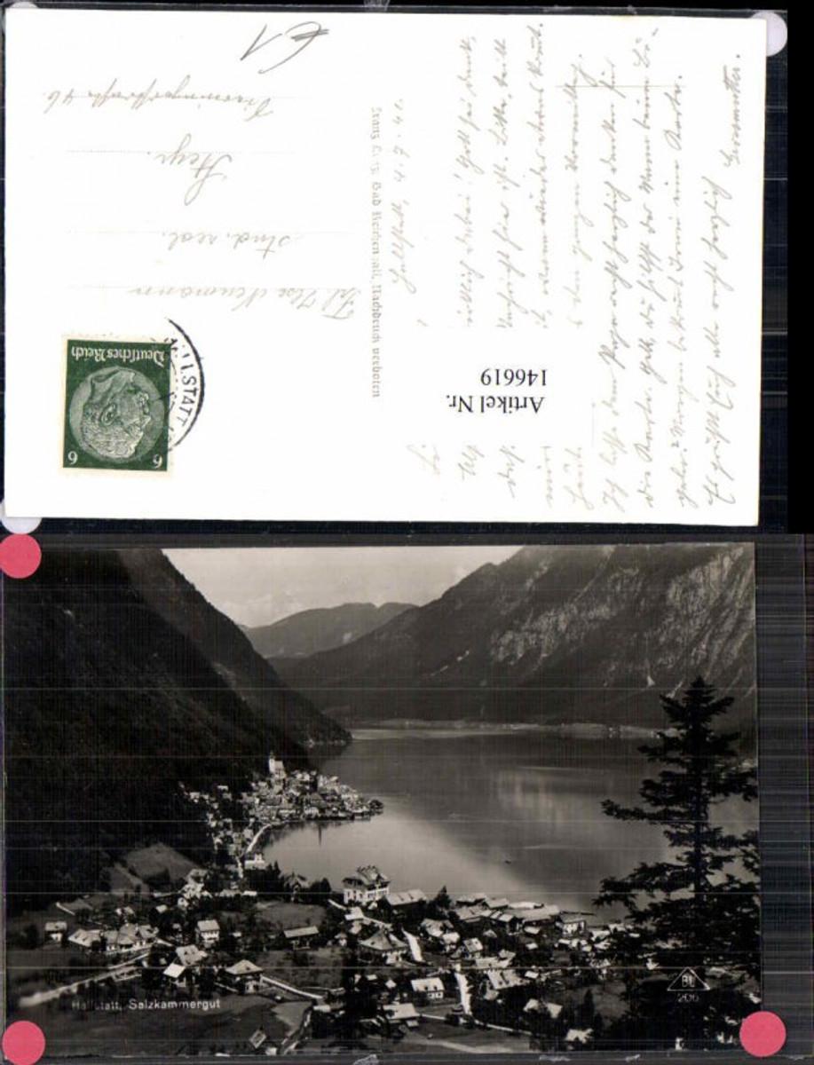 146619,Hallstatt Partie 1940 günstig online kaufen