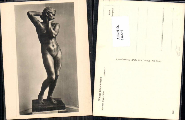 146665,Wiener Künstlerhaus 7827 Michael Drobil Stehende  günstig online kaufen