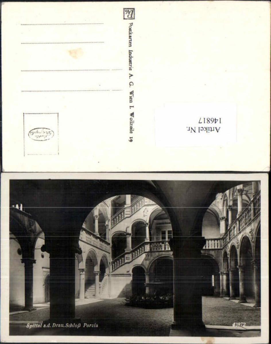 146817,Spittal a.d. Drau Porcia Porzia  günstig online kaufen