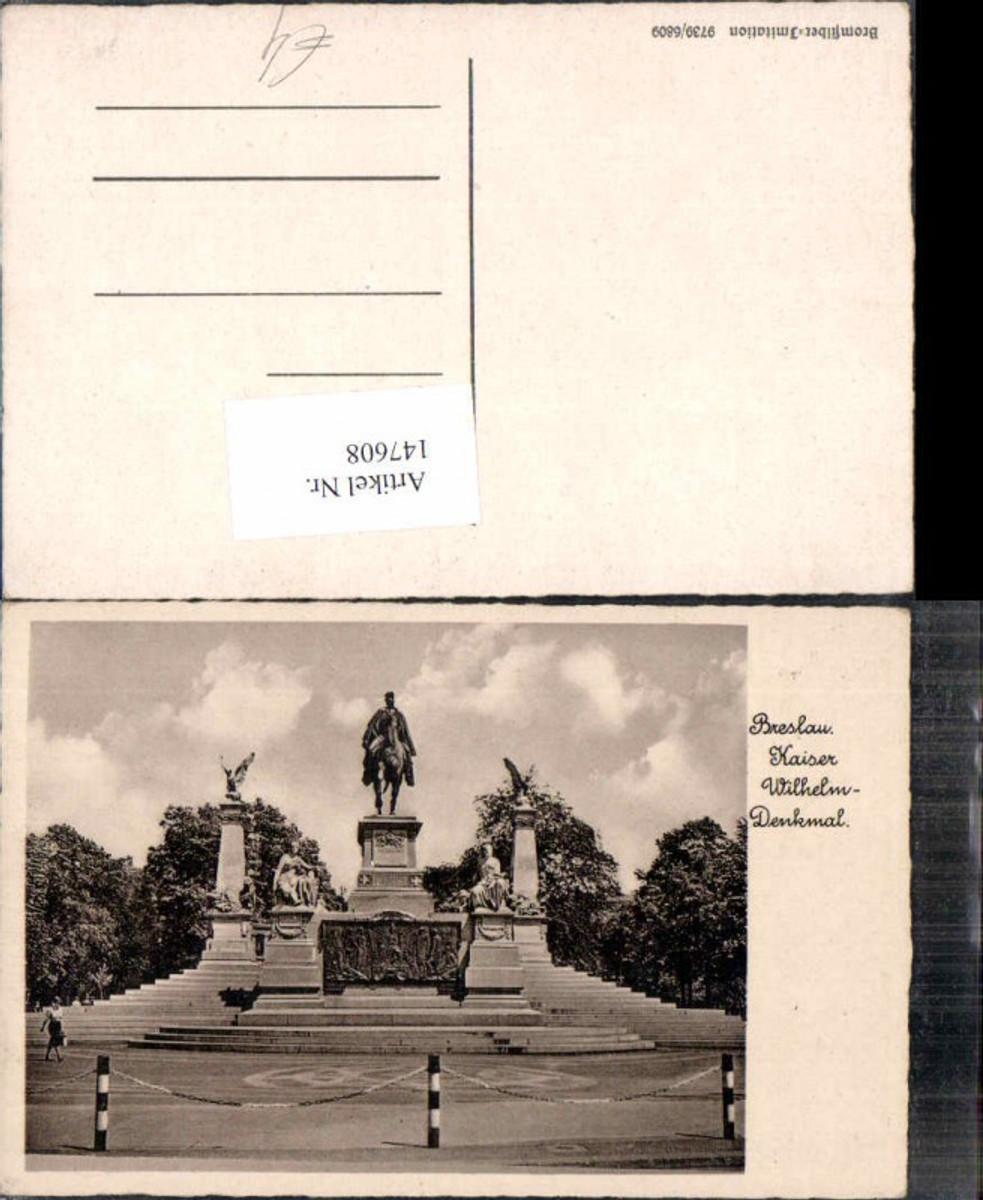 147608,Breslau Kaiser Wilhelm Denkmal  günstig online kaufen