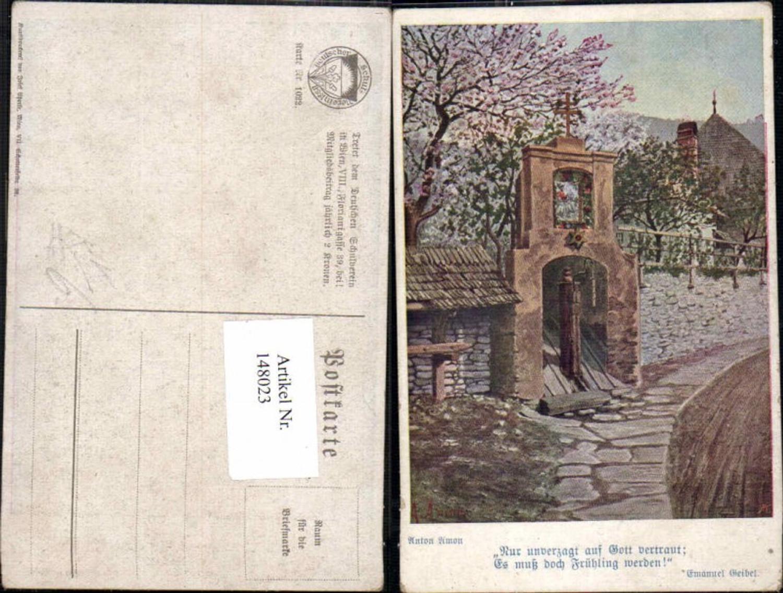 148023,Dt Schulverein 1022 Anton Amon  günstig online kaufen